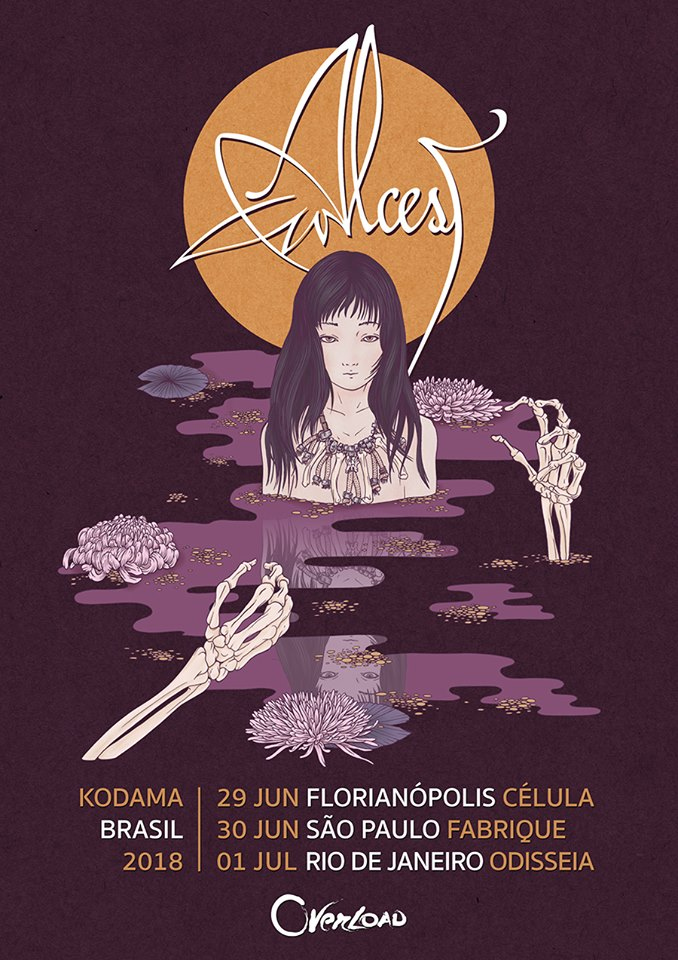 alcest flyer