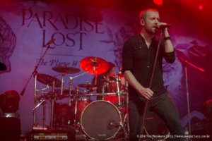 Paradise Lost - Epic Metal Fest - 2016